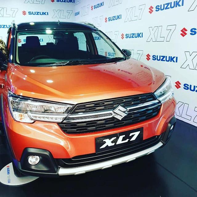 can truoc suzuki xl7 2020 muaxegiatot vn - Chi tiết Suzuki XL7 2021 đấu Mitsubishi Xpander