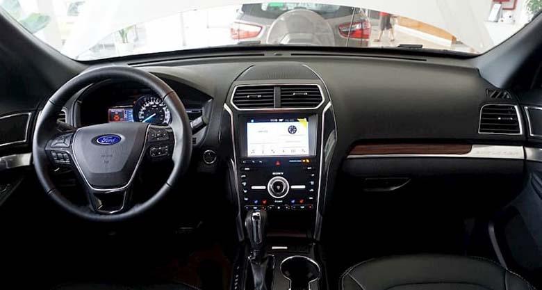 Đánh giá Ford Explorer 2020 thông số và giá bán tháng 7/2020 - 8