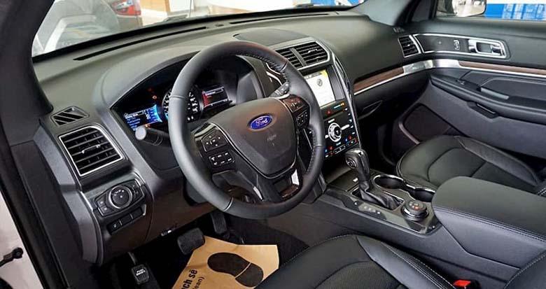 Đánh giá Ford Explorer 2020 thông số và giá bán tháng 7/2020 - 9