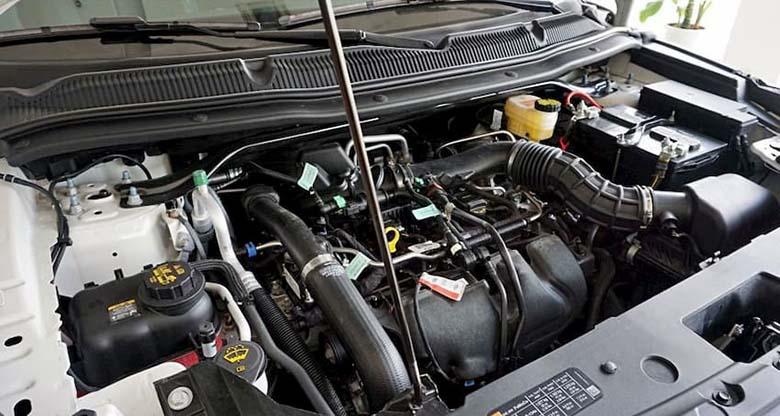 Đánh giá Ford Explorer 2020 thông số và giá bán tháng 7/2020 - 18