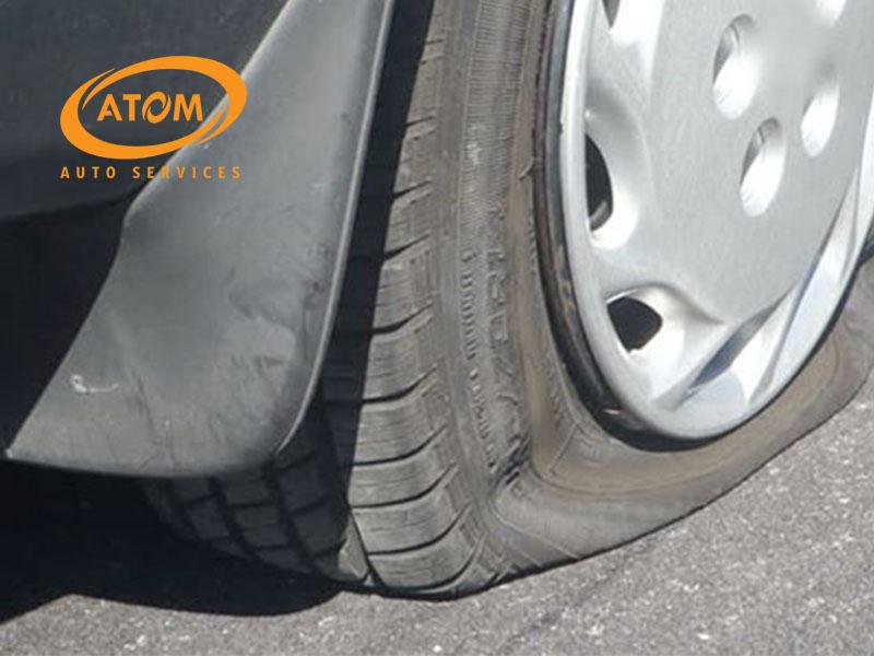 Thường xuyên bảo dưỡng lốp xe ô tô để hạn chế những rủi roi