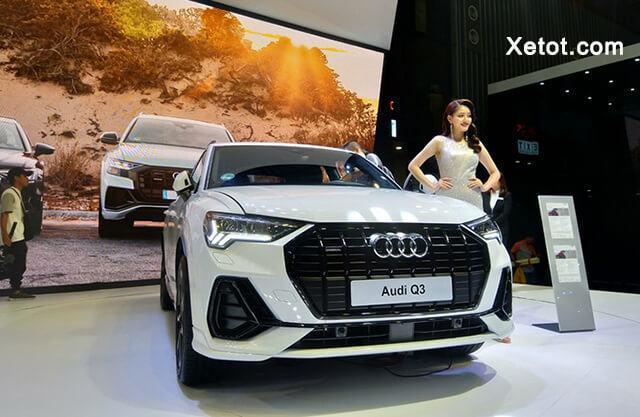 Ngoại thất Audi Q3 2020 - Thể thao và thời trang